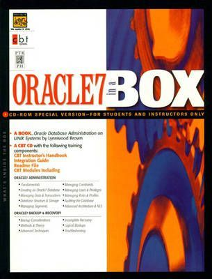 Oracle 7 Administration in a Box