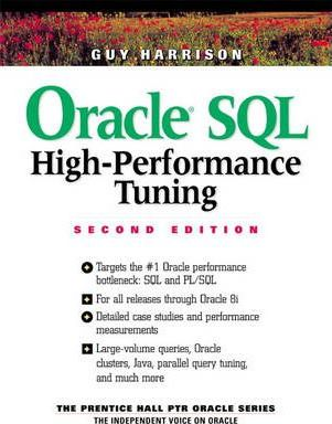 Oracle Sql High Performance Tuning