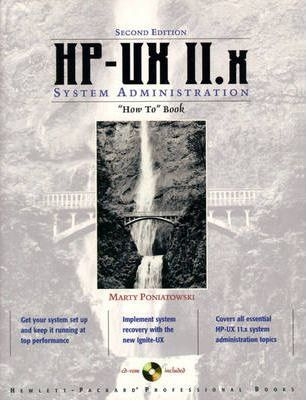 """HP-UX 11.x System Administration """"How To"""" Book"""