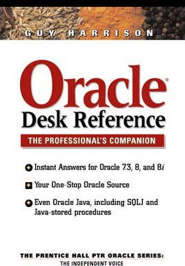 Oracle Desk Reference
