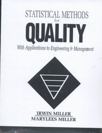Statistical Methods for Quality