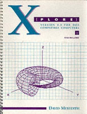 X(PLORE) IBM for DOS Book/Disk
