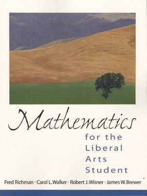 Mathematics for the Liberal Arts Student