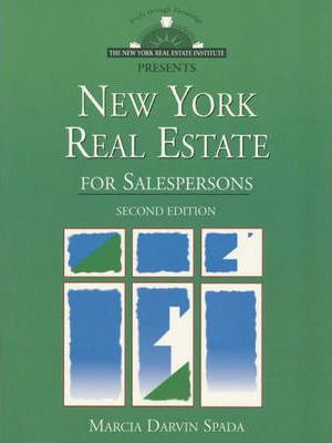 New York Real Estate for Salespersons - Special Edition