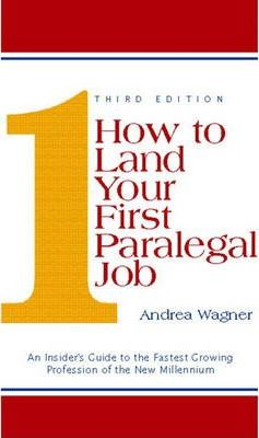How to Land Your First Paralegal Job