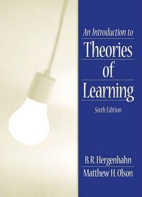 An Introduction to Theories and Learning