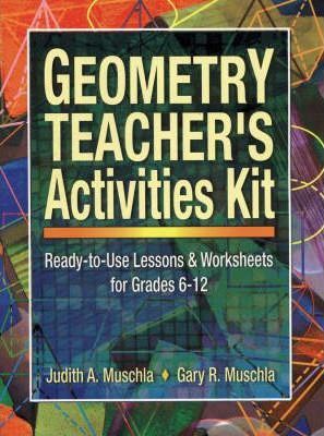 Geometry Teachers Activities Kit