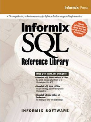 Informix SQL Reference Library
