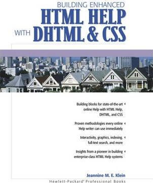 Building Enhanced HTML Help with DHTML and CSS