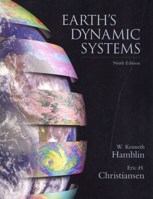 The Earth's Dynamic Systems