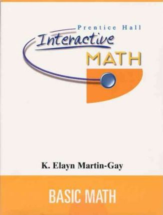 Prentice Hall Interactive Math for Basic College Math