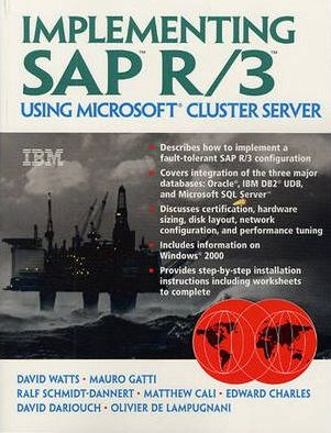 Implementing SAP R/3 Using Microsoft Cluster Server