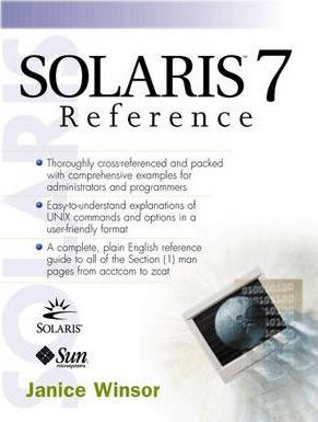 Solaris 7 Reference