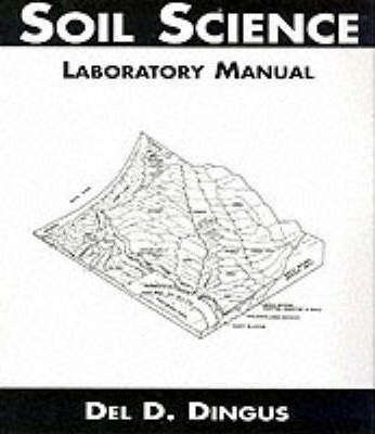 Soil Science Laboratory Manual