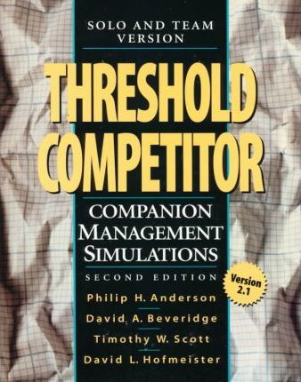 Threshold Competitor: Team and Solo Versions