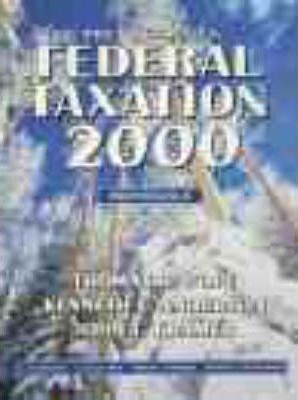 Prentice Hall's Federal Taxation 2000