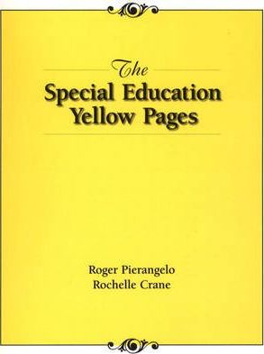 The Special Education Yellow Pages