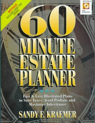 60 Minute Estate Planner Rev Expand B/CD