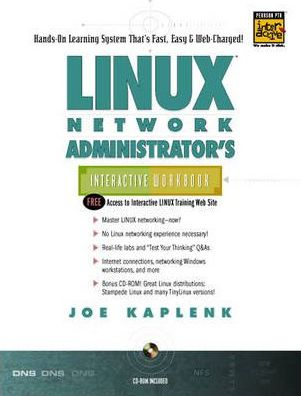 Linux Network Administrator's Interactive Workbook