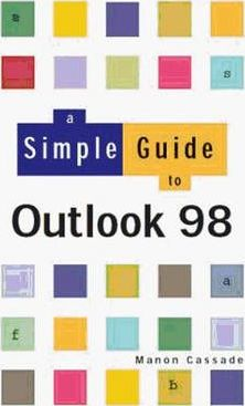 Simple Guide Outlook 98