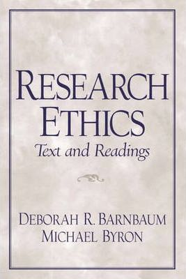 Research Ethics Text and Readings