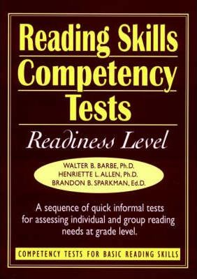Ready-to-Use Reading Skills Competency Tests