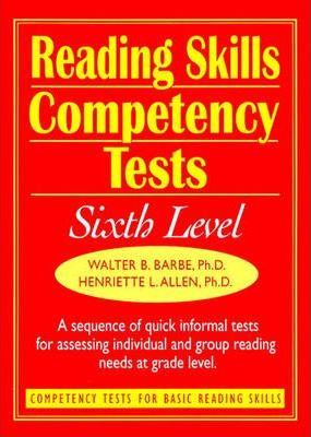 Reading Skills Competency Tests: Level 6