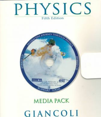 Physics: Principle Applications Media Package (0139754342) and Scienceon the Internet 99 (013021308x)
