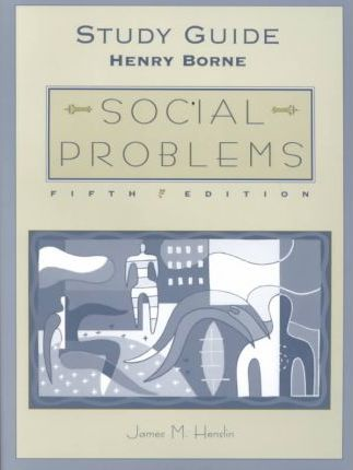 Social Problems Study Guide