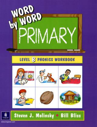 Word by Word Primary Phonics Picture Dictionary, Paperback Level B Workbook