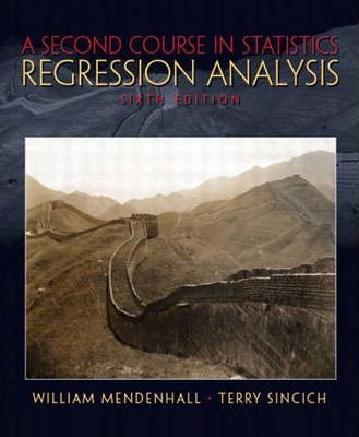 Second Course in Statistics: Regression Analysis