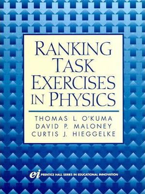 Ranking Task Exercises in Physics
