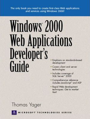 Windows 2000 Web Applications Developer's Guide