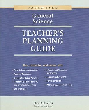 Pacemaker General Science Teacher's Planning Guide
