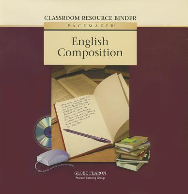 Pacemaker English Composition Classroom Resource Binder