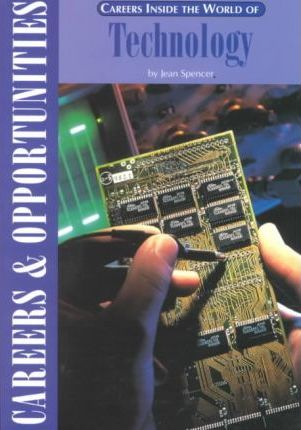 Careers Inside the World of Technology 2001c