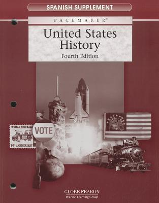 Pacemaker United States History Spanish Supplement 2004