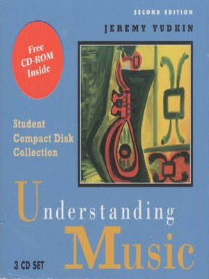 3 CD Set with CD-Rom and Users Guide: Yudkin:Undrst Music 3cd & Ur Gde _2