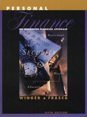 Personal Finance Integrated & Int/G & I/a Ex Pkg