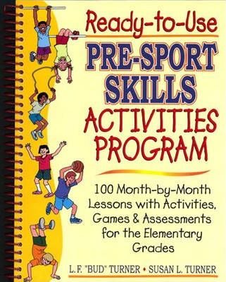 Ready to Use Pre Sports Skills Activities Program
