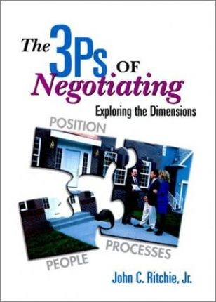 3ps of Negotiating, the:Exploring the Dimensions