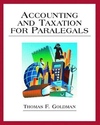 Accounting and Taxation for Paralegals