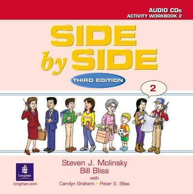 Side by Side 2 Activity Workbook 2 Audio CD (2)