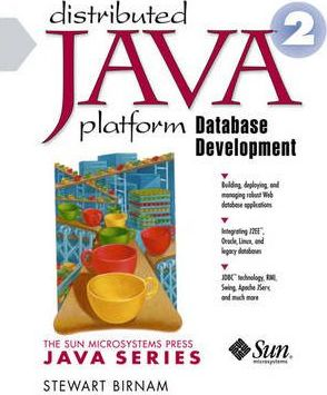 Distributed Enterprise Development with Java Technology