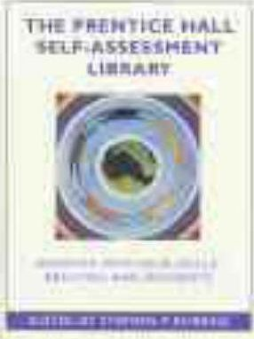 The Prentice Hall Self-Assessment Library
