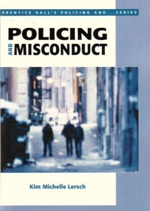 Policing and Misconduct