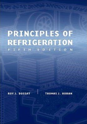 Principles of Refrigeration