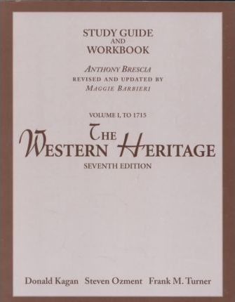 Western Heritage: Study Guide