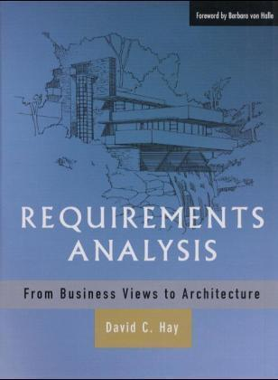 Requirements Analysis Architecture