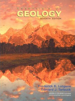 Essentials of Geology and Geode II CD-Rom Package